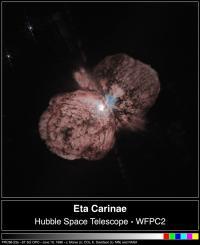 Eta Carinae? Hubble Space Telescope
