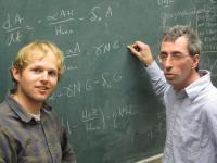 Chris Remien and Fred Adler, University of Utah
