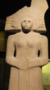 Huastec Priestess