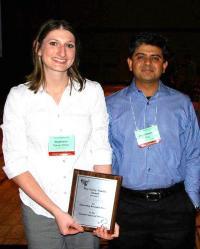 Stephanie Turner Chen and Anandasankar Ray, University of California - Riverside