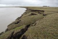 Permafrost in Alaska
