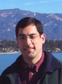 Physicist Everett Lipman, University of California - Santa Barbara
