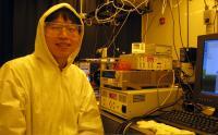 Jong Bok Kim, Princeton University