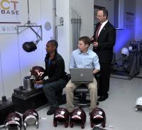 Testing Football Helmets