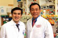 Drs. George King and William Hsu, Joslin Diabetes Center