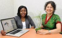 Micheline Ngaki and Eve Syrkin Wurtele, Iowa State University
