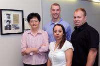 Kan Wang, Justin Valenstein, Susana Martin-Ortigosa and Brian Trewyn, Iowa State University
