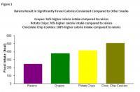 Raisins and Calorie Intake