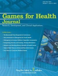 <I>Games for Health Journal</I>
