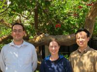 Luca Larini, Joan-Emma Shea and Chun Wu, Texas Advanced Computing CenAustin