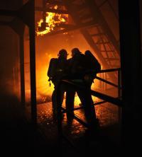 DARPA Instant Fire Suppression
