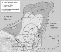 Yucat�n Map