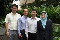 Dr. Xianfeng Yang, Dr. Xiaojun Chen, Dr. Jinhua Yang, and Prof. Jackie Y. Ying, A*STAR