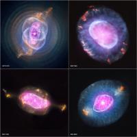 4 Planetary Nebulae