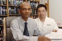 Drs. Chandra Mohan and Tianfu Wu
