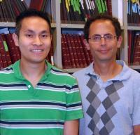 Benjamin Cravatt and Ken Hsu, Scripps Research Institute