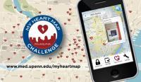 Penn Medicine's MyHeartMap Challenge