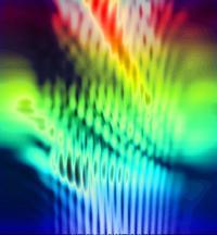 Rainbows on a Nanoscale