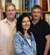 Bruno Conti, Brad Morrison, Cecilia Marcondes, Scripps Research Institute