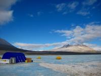 Lake Vida Camping