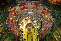 CMS Detector at CERN, Geneva