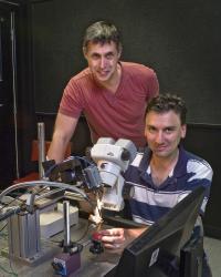 David O'Carroll, Steven Wiederman, University of Adelaide