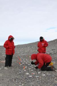 Antarctica Soil Experiments