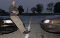 Pijanowski in a Parking Lot
