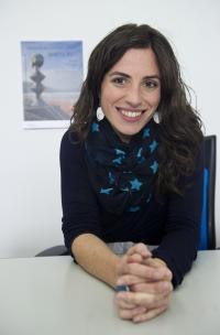 Naiara Arrizabalaga, UPV/EHU
