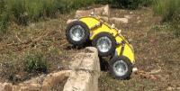 Underground Mining Robot