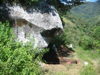Casita de Piedra Rockshelter