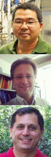 Roland Kawakami, Ludwig Bartels, and Cengiz Ozkan, C-SPIN