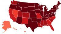 Twitter Flu Map 2013
