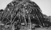 Jicarilla Apache Tipi in 1903