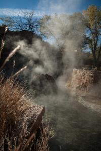 Garavito, Sulfur Spring