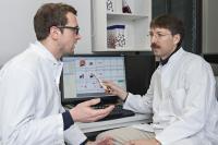 Veit Buchholz and Dirk Busch, Technische Universitaet Muenchen