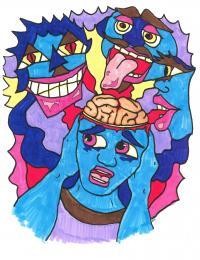 Schizophrenia Hallucinations