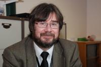 Ian Glover, University of Huddersfield