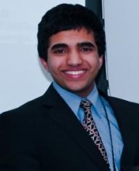Arjun Nair, Grade 11 Calgary Student
