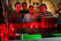 Physics Graduate Students, University of California - Santa Barbara