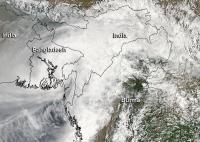 MODIS Sees Mahasen