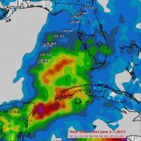 TRMM Sees Rain Over Cuba