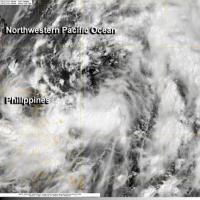 Tropical Depression 04W (Northwestern Pacific Ocean)