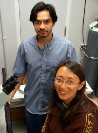 Israel Hernandez and Xuemei Zhang, University of California - Santa Barbara