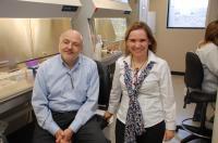 Drs. Maria Diaz-Meco and Jorge Moscat, Sanford-Burnham Medical Research Institute