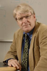 Cosmic-Ray Physicist Simon Swordy, University of Chicago