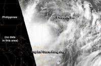 MODIS Sees Kong-Rey