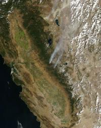 Aqua Spots Rim Fire