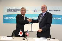 Ames Lab & NEDO Sign Rare Earth MOU