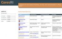 New Site, CoresRI.org